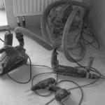 Монтаж скрытой электропроводки