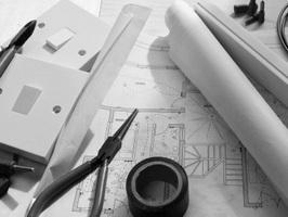 создается проект электроснабжения квартиры