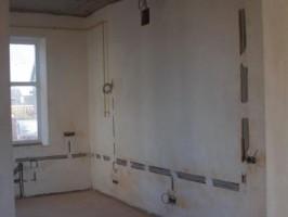 Скрытая электропроводка в квартире в штрабе