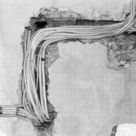 Разметка, трассировка электропроводки квартиры