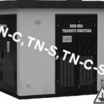 Системы заземления TN-C, TN-S, TN-C-S