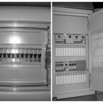 Что выбрать накладной или встроенный электрощит для квартиры