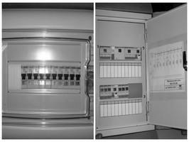 накладной или встроенный электрощит для квартиры