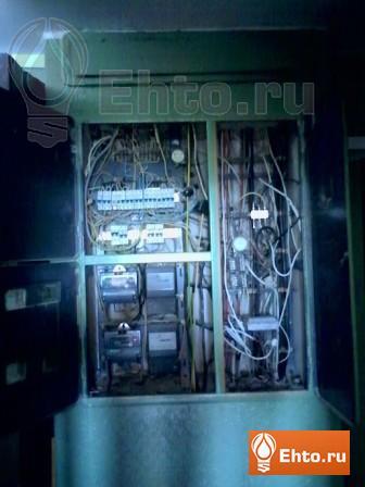 этажный электрощит