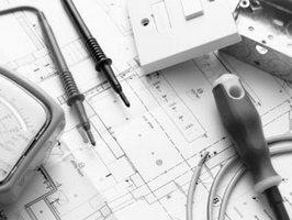 проект электрики со схемой ДУП