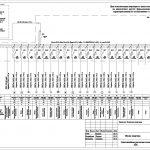Проект электроснабжения квартиры в 6 листах