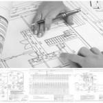 Три основные схемы электропроекта квартиры
