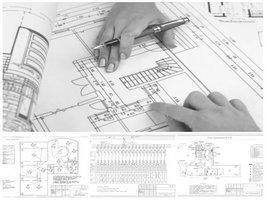 основные схемы электропроекта