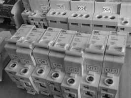 Сборка электрощита частного дома