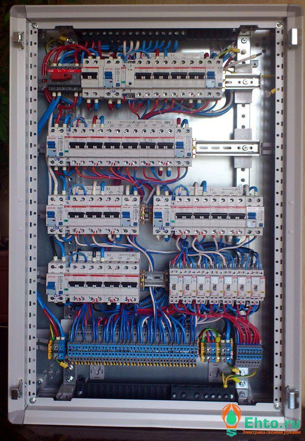 рубильник ABB OT40F3C.