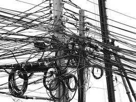 СИП, самонесущая кабельная продукция