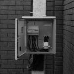 Вводное устройство частного дома, коттеджа, дачи