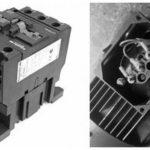 Подключение магнитного пускателя в электрическую цепь асинхронного двигателя, схема подключения, видео