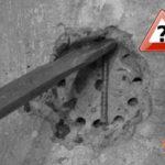 Штробление панельных домах: особенности электропроводки в панельном доме