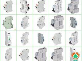 Примеры расчета автоматических выключателей в электрической цепи