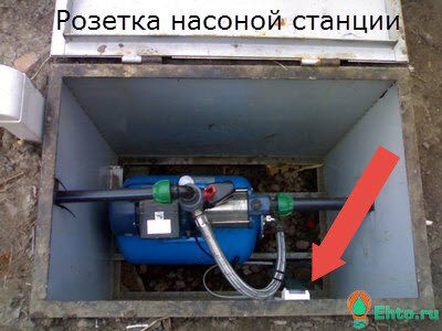 Как подключить насосную станцию на даче
