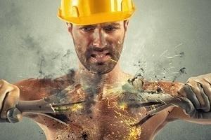 воздействие электрического тока на человека