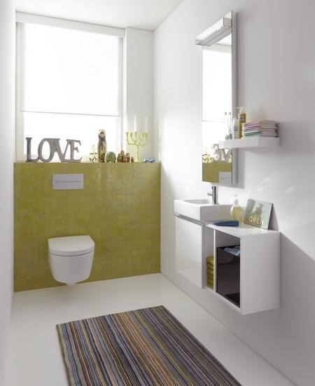 ванную комнату