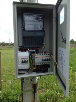 схемы подключения трёхфазного электросчётчика