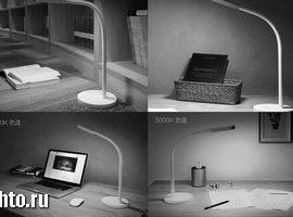 Выбор настольной лампы рабочего стола