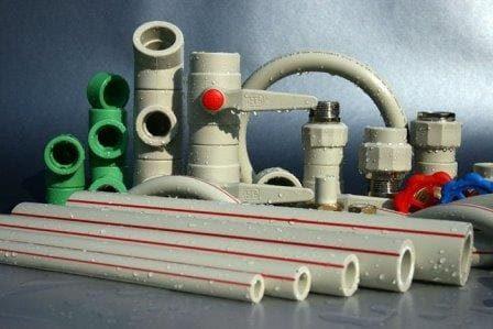пластиковые трубы в квартире для отопления