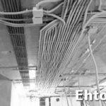 Расчёт стоимости электромонтажных работ