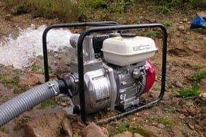водяная мотопомпа