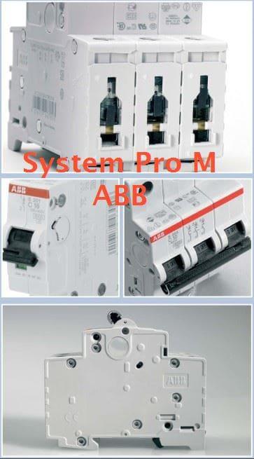 System pro M abb