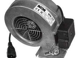 Вентилятор WPA для принудительной подачи воздуха в котел отопления