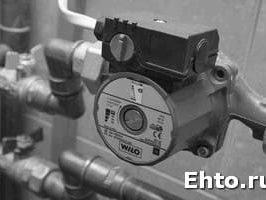 Циркуляционные насосы Вило для отопления и водопровода