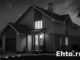 Электрика коттеджа: особенности подключения