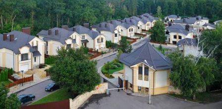 коттедж посёлок