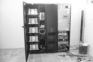 защита электропитания