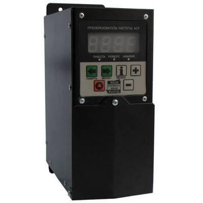 частотный преобразователь электродвигателя CFM210