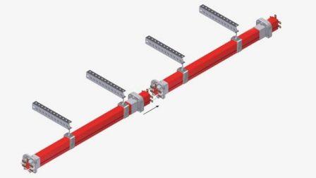Троллейные шинопровода