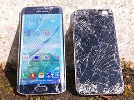 Где сделать замену стекла на телефоне