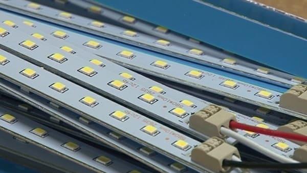 светодиодные светильники на заказ