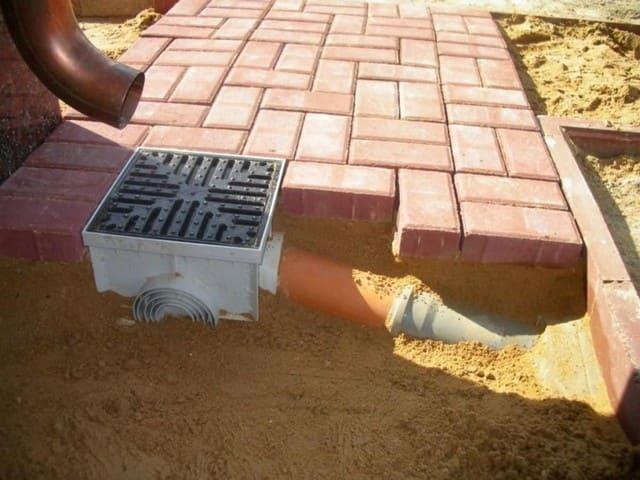 дренажные Инженерные системы садового участка