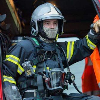 газоанализатор на пожарном