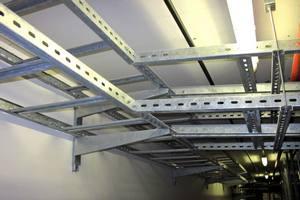Преимущества кабельных лотков лестничного типа