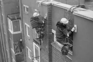 промышленные альпинисты в Москве