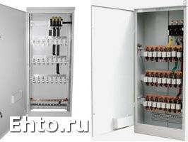 Шкафы распределительные электрические ШР и ШРС