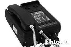 Взрывозащищенный телефонный аппарат