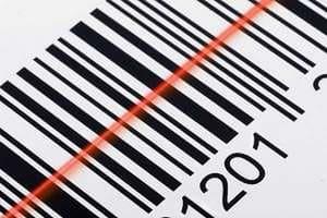 сканирование штрих кода