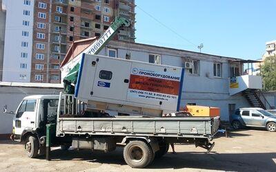 Аренда генератора в Набережных Челнах