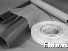 Электроизоляционные материалы: ткани и листы