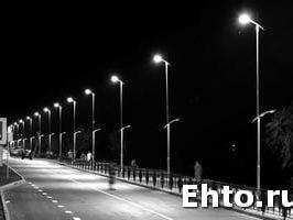 Какие бывают опоры уличного освещения