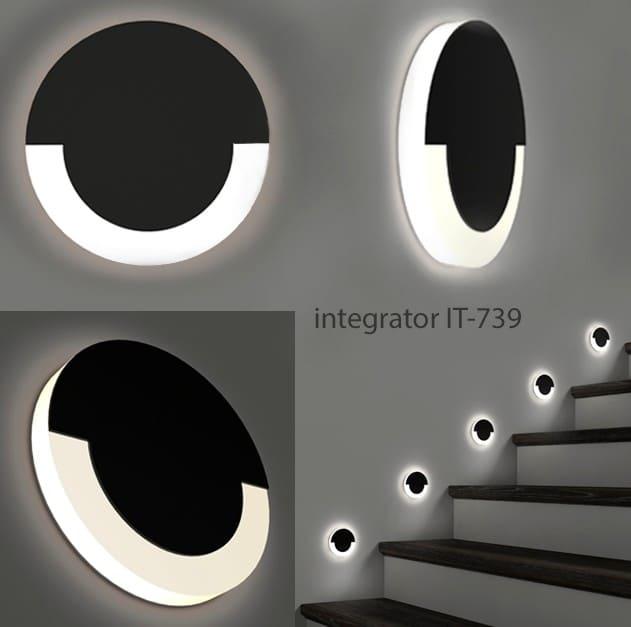 для подсветки лестницы