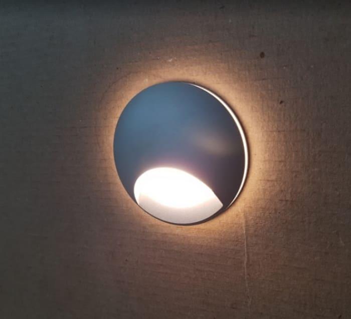 светильники для подсветки лестниц