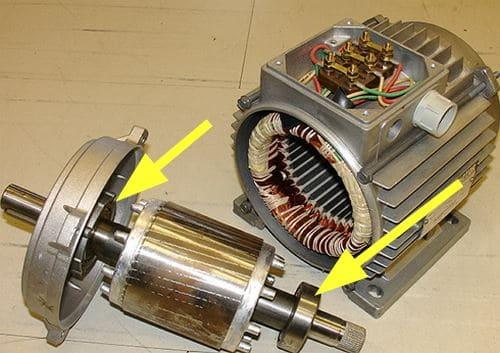 подшипники электродвигателей